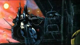 劇場版 超時空要塞マクロスの戦闘シーンです。 OPからスカル小隊戦闘シーン 続きは http://www.youtube.com/watch?v=flajq500oHU.