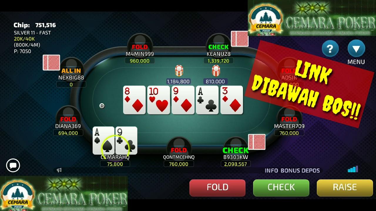 Cemara Poker Update Pola Terbaru Main Dimeja Silver Youtube