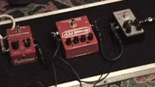 Barber Small Fry Hermida Zendrive Fulltone Distortion Pro