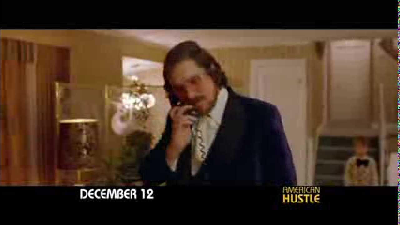 American Hustle 2013 We Hustle To Survive Clip Hd Youtube