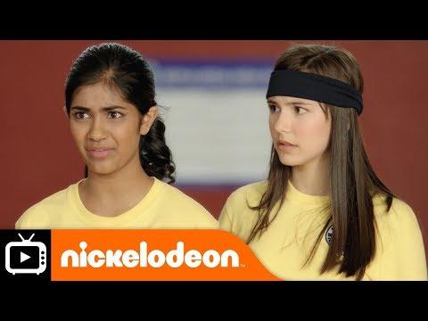 I Am Frankie | Basketball | Nickelodeon UK
