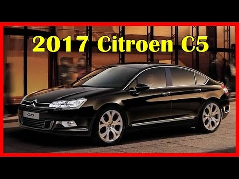 2017 citroen c5 picture gallery youtube. Black Bedroom Furniture Sets. Home Design Ideas