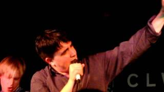 Art Brut - Axl Rose (Clwb Ifor, Cardiff 19/10/11)
