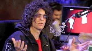 Howard Stern on Steven Seagal (19/11/2009)