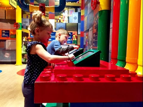 Legoland Discovery Center Westchester NY - indoor LEGO playgound