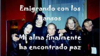 Know why the nightingale sings / Nightwish (Español)