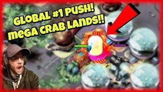 TRIBAL MEGA CRAB RISES! :: Global #1 Push :: Stages 1-38 :: Boom Beach