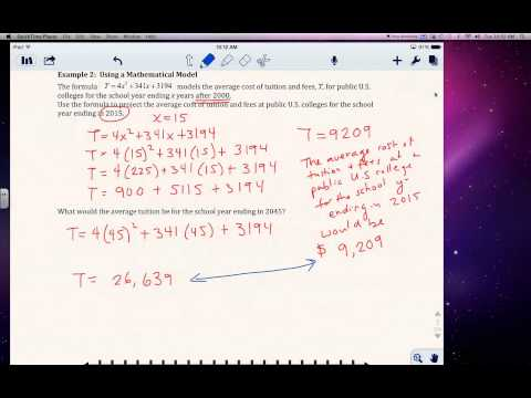 P.1 Algebraic Expressions, Mathematical Models, and Real Numbers