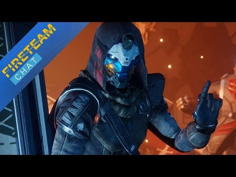 Where Destiny 2 Went Wrong With Guest Alfredo Diaz - Fireteam Chat Ep. 153