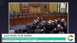 Altcoins This Week: US Congressman Admits Owning Crypto, Twitter Bots Target Crypto Traders And More