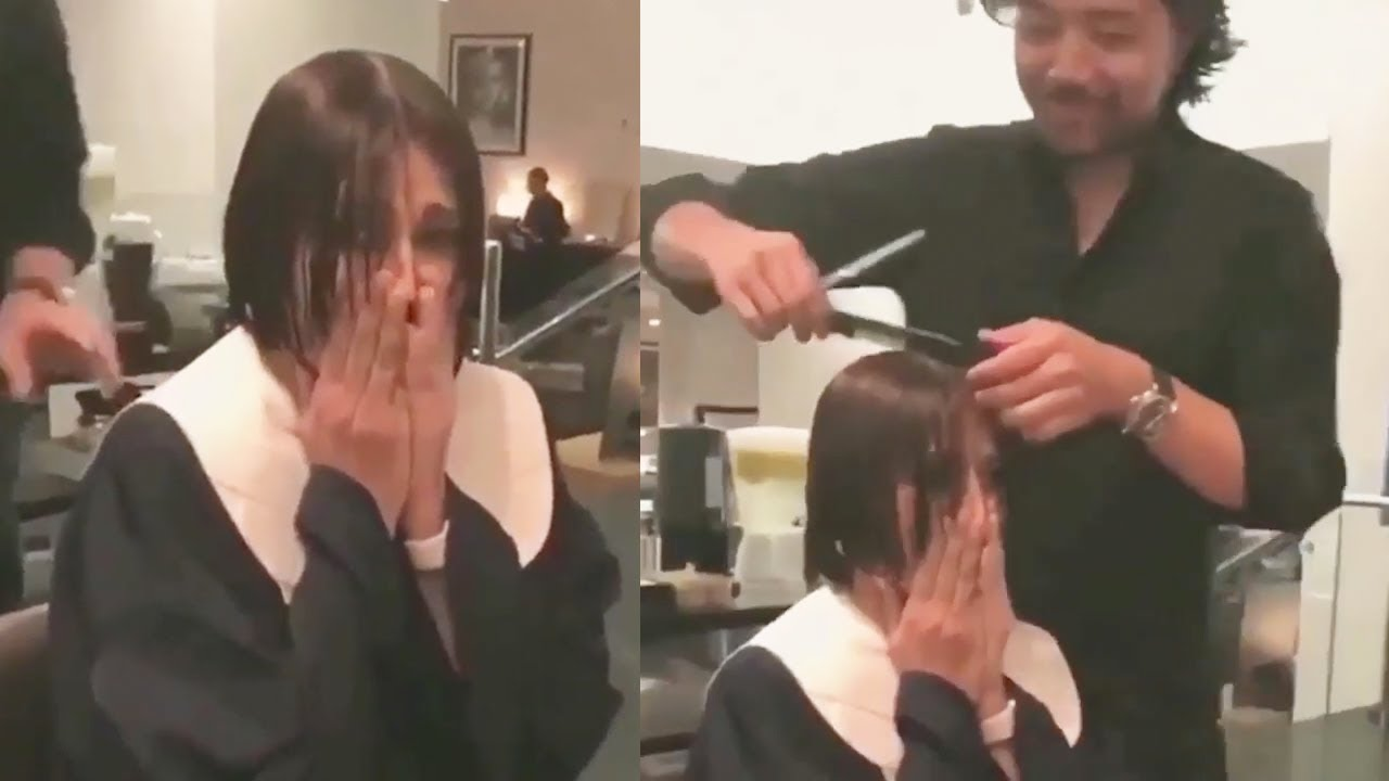 Sonali Bendre Gets Emotional Breaks Down After Her Haircut For