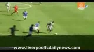 Rangers 0 - 4 Liverpool all goals friendly match
