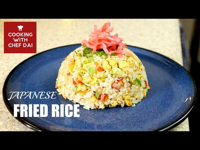 3 easy ways to make japanese fried rice with pictures ccuart Gallery