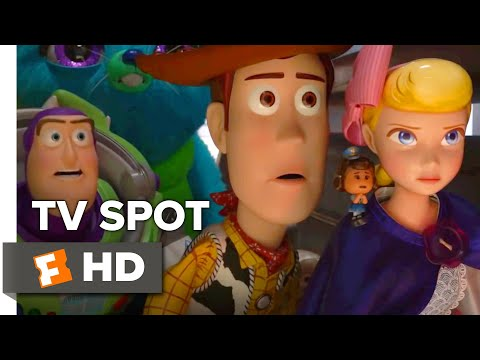 Toy Story 4 TV Spot - Old Friends & New Faces (2019) | Movieclips Coming Soon