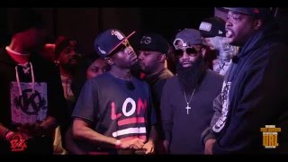 RUM NITTY VS AVE SMACK/ URL | URLTV