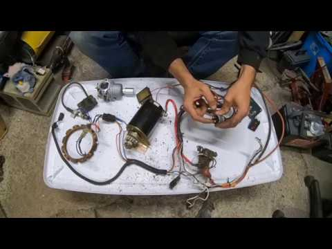 Wiring Harness Racing or Mud Mower - YouTubeYouTube