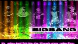 Big Bang - Bringing You Love [German Sub/Deutscher Untertitel] [HD]