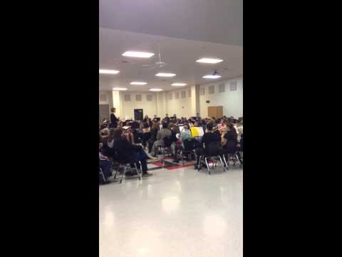 Cabot Junior High North Band - Star Wars