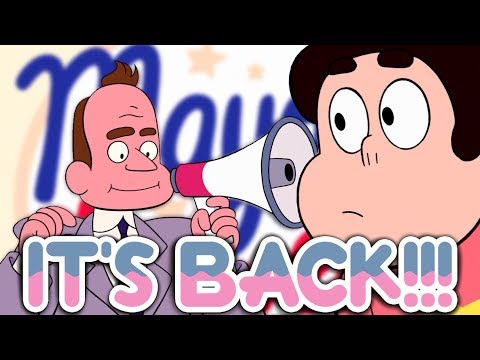 STEVEN UNIVERSE IS BACK, THE HIATUS IS OVER?! - New Episode in Southeast Asia | Steven Universe News