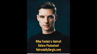 Modern Men's Short Haircut For Young Professionals