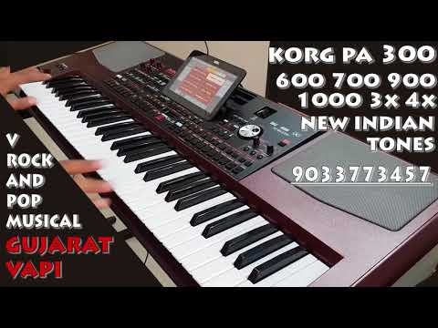 NEW INDIAN SOUND (2018) FOR KORG PA SERIES KEYBOARDS 9033773457 PA300 600 700 800 900 1000 4X 3X