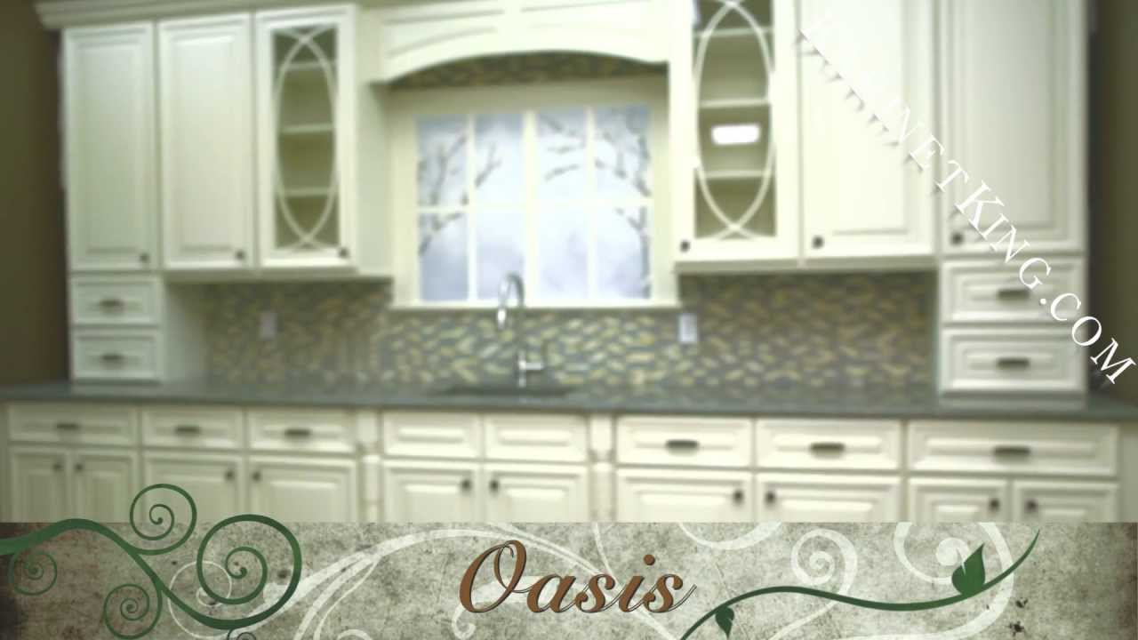 Oasis Kitchen Cabinets - YouTube