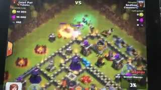 Clash of clans - War day