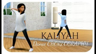 The Sims 4 | Kaliyah Pearson | VIXX - Chained Up |Dance CHOREOGRAPHY