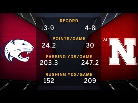 Week 1 Preview: South Alabama at No. 24 Nebraska | B1G Football
