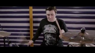 David Guetta - Bang My Head feat Sia & Fetty Wap Drum Cover ( Denis Kozyrev )