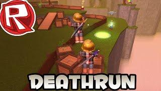 ROBLOX - I Was Born to Run. DEAD!!! - DEATHRUN [Xbox One Edition]