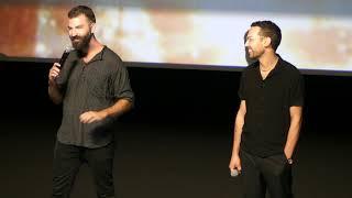 FCAD 2018 - Presentation We the Animals