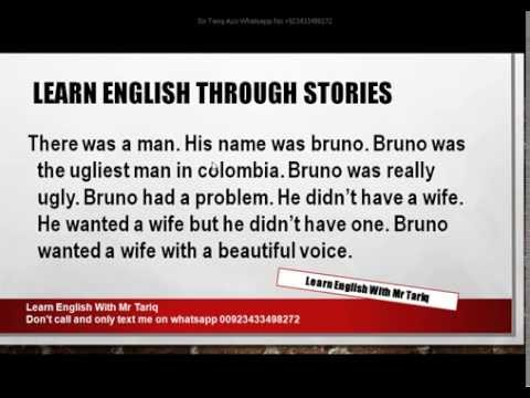 Top Story the ugliest man With urdu English Translation
