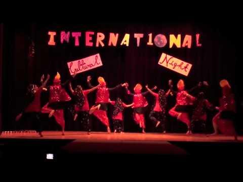 ISU Bhangra @ International Night 2010