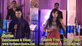 Umbare Ubhi by  by Rhythm Orchestra of Kalpesh Vyas Chetan Vyas