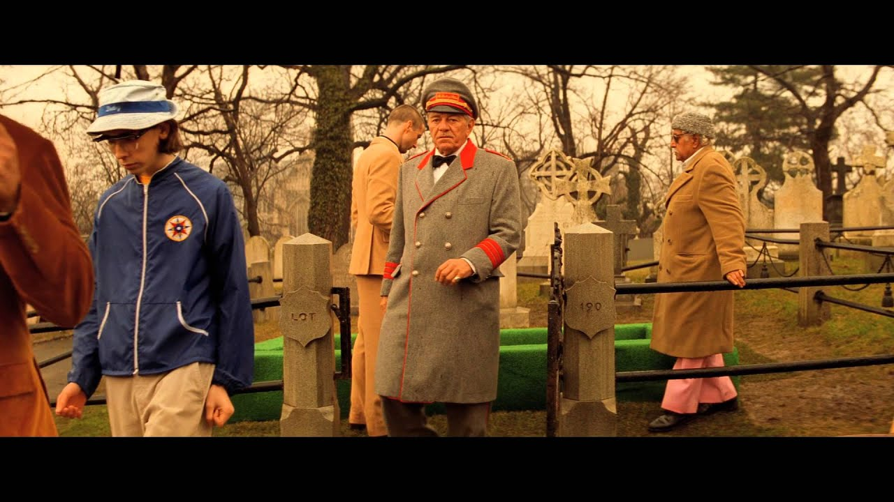 The Royal Tenenbaums | Chas | Royal | best scenes ... |Royal Tenenbaums Tennis Scene