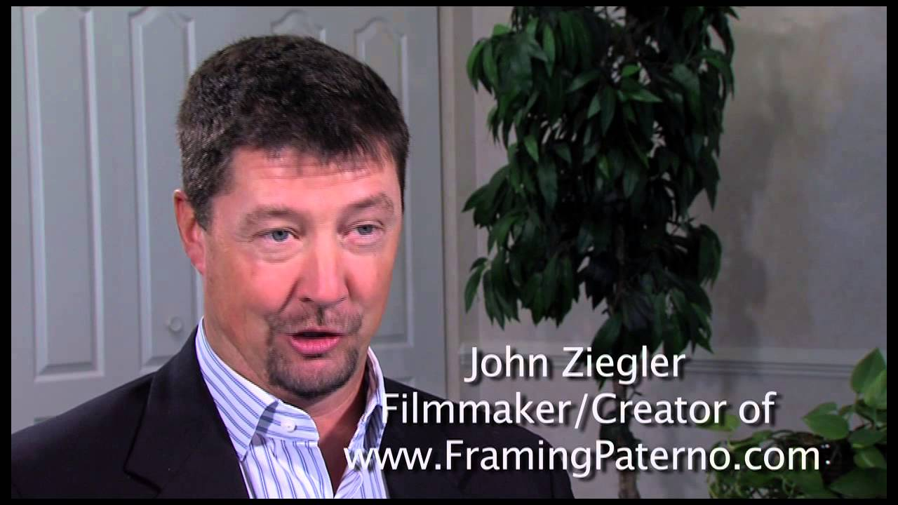 The Framing of Joe Paterno (Part 1) Movie Trailer - YouTube