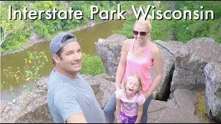 Interstate Park Wisconsin Hiking & Camping