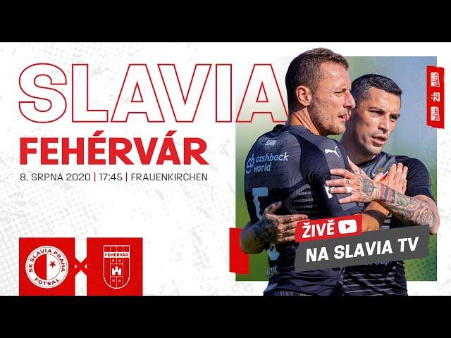 ZÁZNAM | SK Slavia Praha - MOL Fehérvár FC