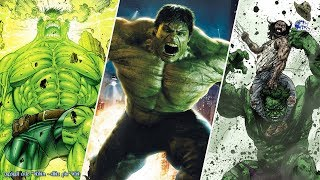 """10 قوى خارقة لا تعرفها يمتلكها """"هالك"""" الرجل الأخضر  !!"""