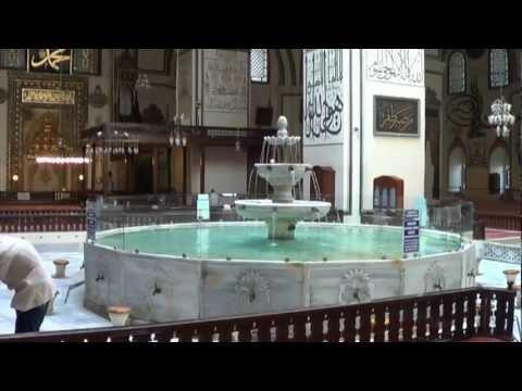 Bursa Ulu Cami'nin Bilinmeyen Yüzü