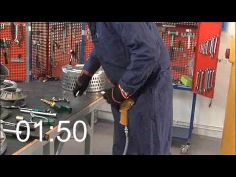 ITT Water & Wastewater real time pump service video