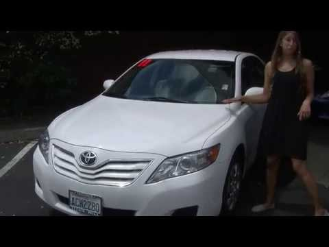 Virtual Video Walk Around of a 2013 Toyota Camry LE at Titus Will Toyota w7584