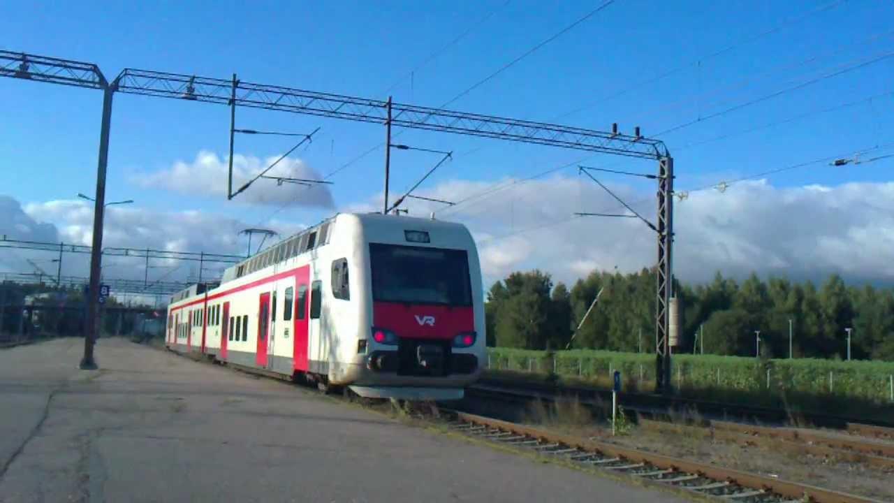 Riihimäki Juna