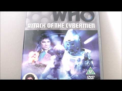 Doctor Who DVD Review: Attack of the cybermen