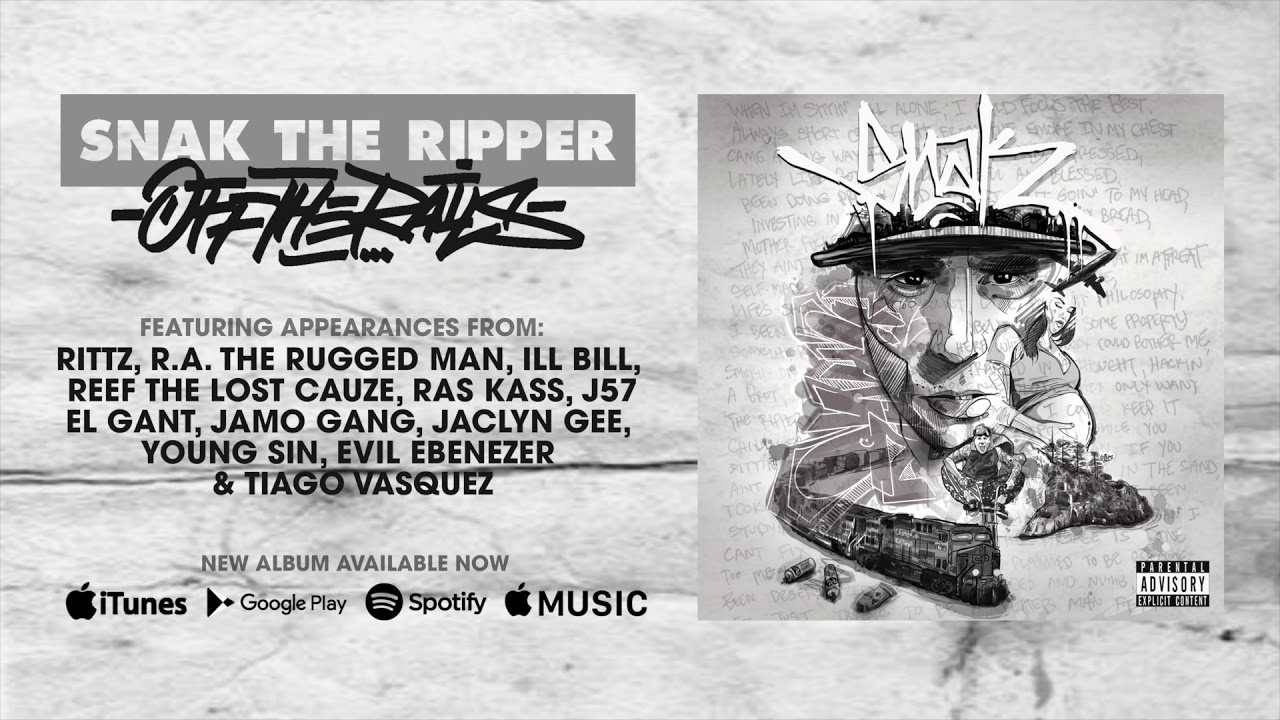 04 Snak The Ripper Knuckle Sandwich Ft R A Rugged Man Prod By C Lance