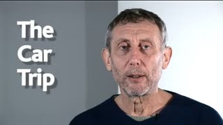 The Car Trip - Kids Poems and Stories With Michael Rosen