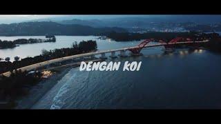 Download lagu DENGAN KOI | ko itu sa pu jantong sa pu nadi sa cuma mau dekat koi - BAGARAP (OFFICIAL MUSIC VIDEO)