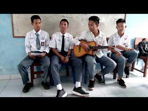 cover lagu senagon jime sare kayuagung