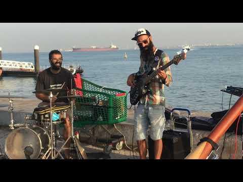 Triciclo Vivo aka T3Ka - Lisbon Street Music Attack